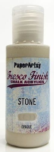 Paperartsy Fresco Finish Chalk Paint - Stone