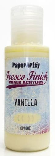 Paperartsy Fresco Finish Chalk Paint - Vanilla