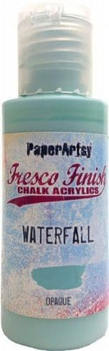 Paperartsy Fresco Finish Chalk Paint - Waterfall