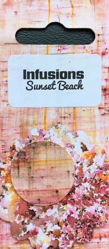 Paperartsy Infusions - Sunset Beach - CS07