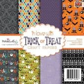 Polkadoodles  6x6 Paper Pack–In Love With Trick or Treat