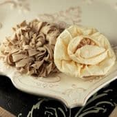 Prima Flowers - Dechire Collection - Creme - 548742 (1)