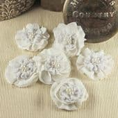 Prima Flowers - Elysa Collection - White - 552046