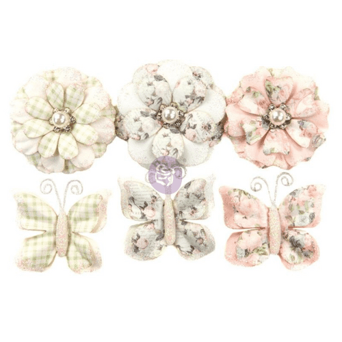 Prima Flowers - Poetic Rose Collection - Dainty Dreams