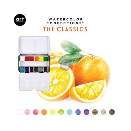 Prima Watercolor Confections - The Classics - 584252