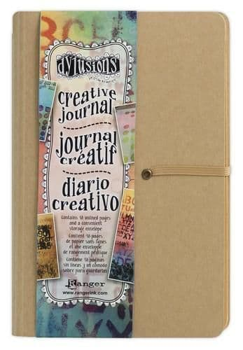 Ranger Dylusions - Creative Journal Small
