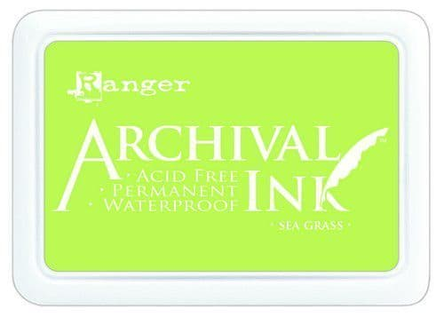 Ranger Ink - Sea Grass - Archival Pad - AIP70801