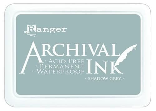 Ranger Ink - Shadow Grey - Archival Pad - AIP52517