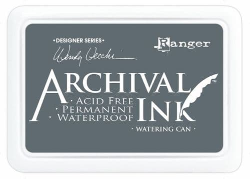 Ranger Ink - Watering Can - Archival Pad - AID39006