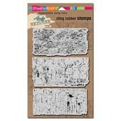 Stampendous - Andy Skinner Industrial - Cling Rubber Stamp Set - ASCR03