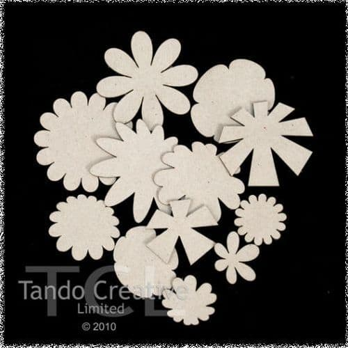 Tando Greyboard - Floral Grab Bag