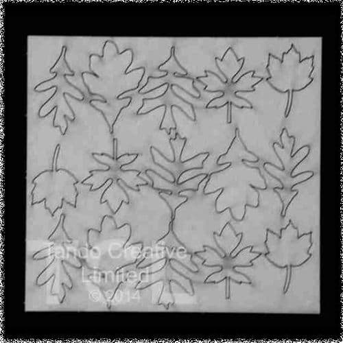 Tando Greyboard Minis  - Leaves 3