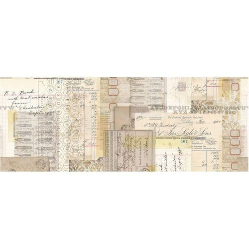 Tim Holtz® Idea-Ology™ - Collage Paper, Typography