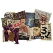Tim Holtz® Idea-Ology™ - Layers Cards, Halloween