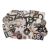 Tim Holtz® Idea-Ology™ -  Layers, Urban - TH94042
