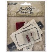 Tim Holtz® Idea-Ology™ - Stitched Scraps - TH94035