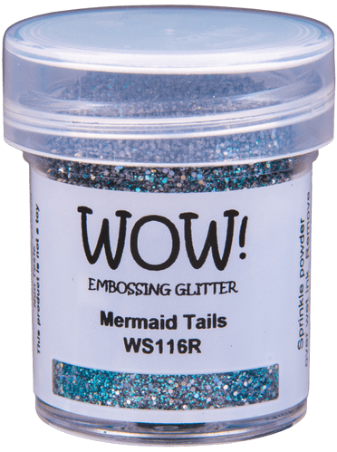 WOW! Embossing Glitter - Mermaid Tails - WS115R