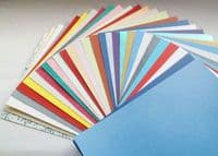 Textured Papers/Corrugated Card