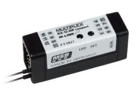 RX-12DR Compact M-LINK