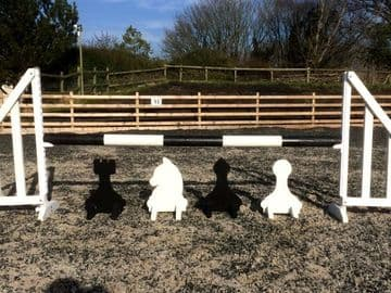 Set of 4 Chess Piece Fillers
