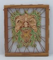 WOOD SPRITE WALL HANGING
