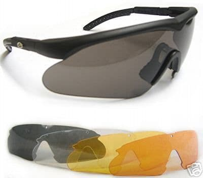 Swiss Eye Raptor Sports Glasses