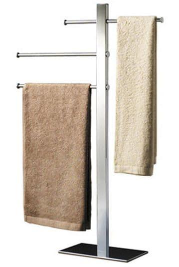 Gedy Bridge Towel Stand Chrome 7631-13