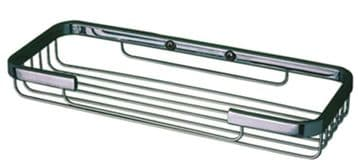 Gedy Dakota Double Basket Chrome 2418-13