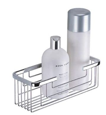 Gedy Deep Shower Basket Chrome 2419-13