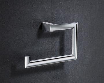 Gedy Kent Towel Ring Chrome 5570-13