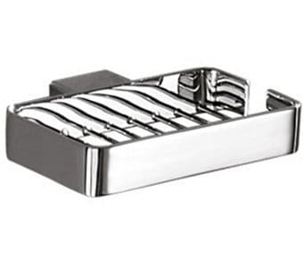 Gedy Lounge Soap Basket Chrome 5412-13