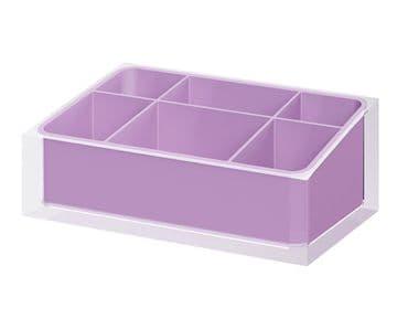 Gedy Rainbow Organiser Lilac RA00-79