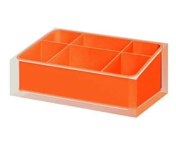 Gedy Rainbow Organiser Orange RA00-67