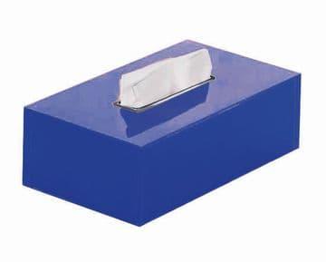 Gedy Rainbow Rectangular Tissue Box Blue RA08-05