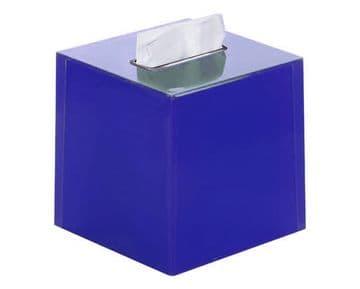 Gedy Rainbow Square Tissue Box Blue RA02-05