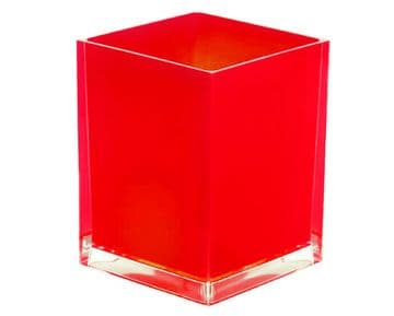 Gedy Rainbow Waste Bin Red RA09-06