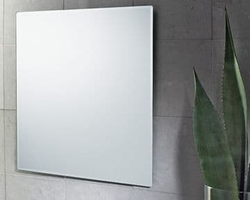 Gedy Rectangular Bevelled Edge Mirror - 2560