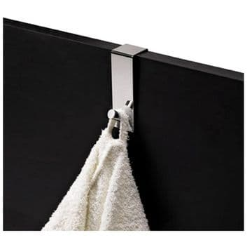 Gedy Single Over Door Hook Polished 2125-13