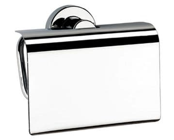 Sonia Tecno Project Toilet Roll Holder With Flap Chrome 116966