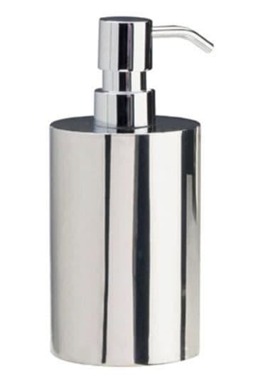 Urban Steel Freestanding Soap Dispenser Polished ST21DP