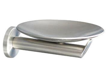Urban Steel Metal Soap Dish Chrome- CC01P