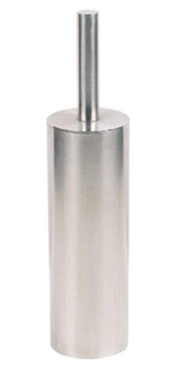 Urban Steel Metal Toilet Brush Freestanding Chromed PZ12P