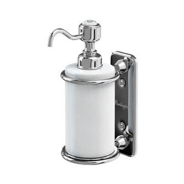 Burlington Single Soap Dispenser Chrome A19 CHR