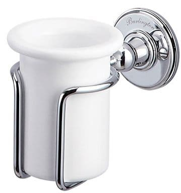 Burlington Tumbler Holder Chrome A2 CHR