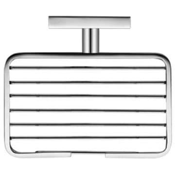 Duravit Karree Chrome Soap Basket - 0099531000
