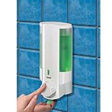 EuroShowers Aviva 1 350ml Chrome Dispenser 36120