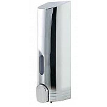 EuroShowers Tall Single Chrome Dispenser 89790