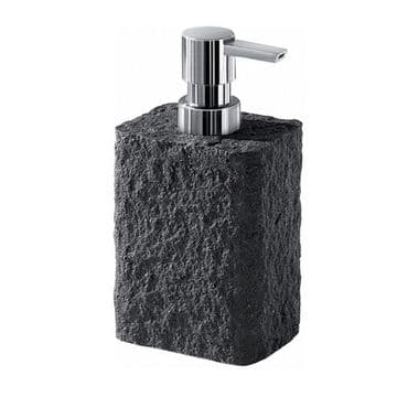 Gedy Aries Soap Dispenser Anthracite AR80-85