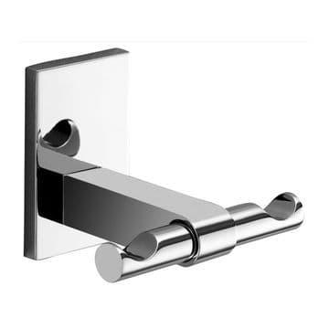 Gedy Maine Double Hook Chrome 7826-13