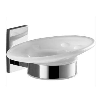 Gedy Maine Soap Dish Chrome 7811-13